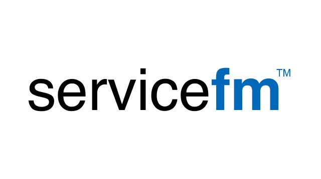 ServiceFM TM Logo