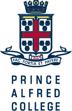 prince alfred college logo